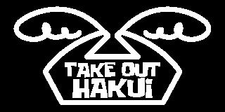 TAKEOUT HAKUI